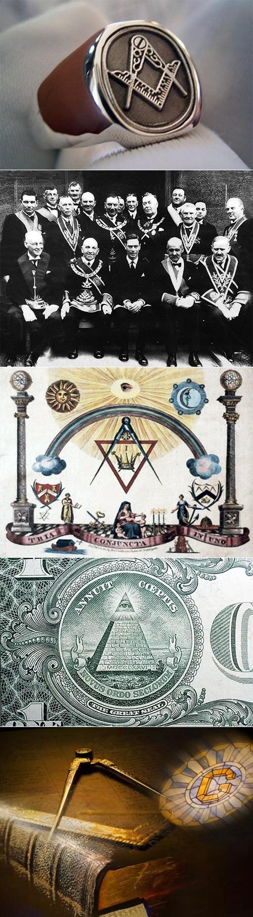Тайны масонов: когда богатство само идет в руки. тайны масонов