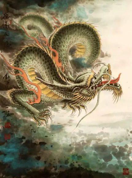 Tattoo • значение тату: дракон