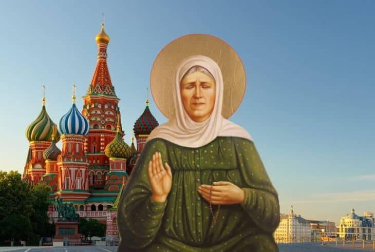 Предсказания святой матроны московской