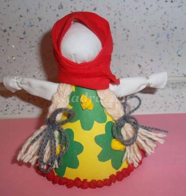 Кукла веснянка: оберег своими руками