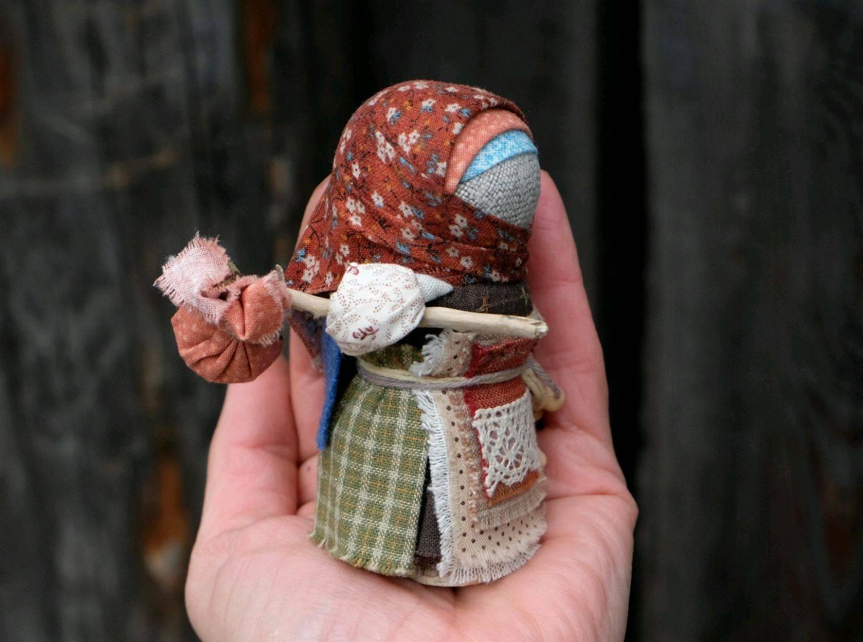 Кукла подорожница – настоящий оберег для путешественника