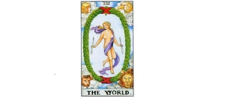 Таро мир — значение в различных раскладах