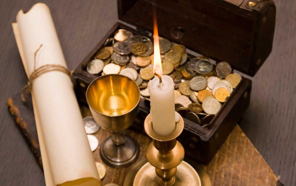Ритуалы на новолуние чтобы приумножить богатство, деньги и привлечь успех
