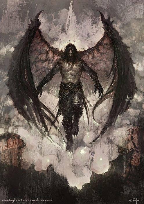 Люцифер – носитель света, любви и справедливости. кем были падшие ангелы (сопоставление люцифера с тотом). окончание