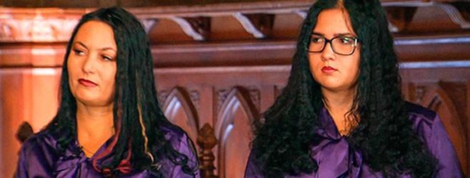 Иоланта воронова и ее дочь росса — потомственные маги