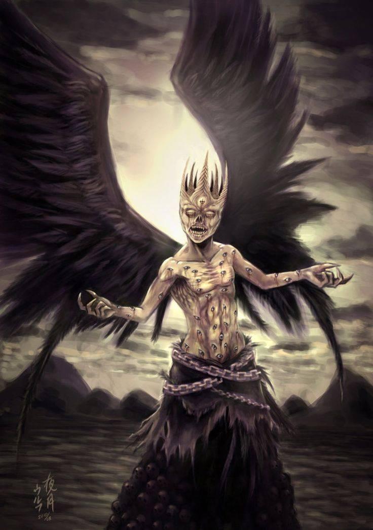 Демон гаап — дающий силу власти и исцеления