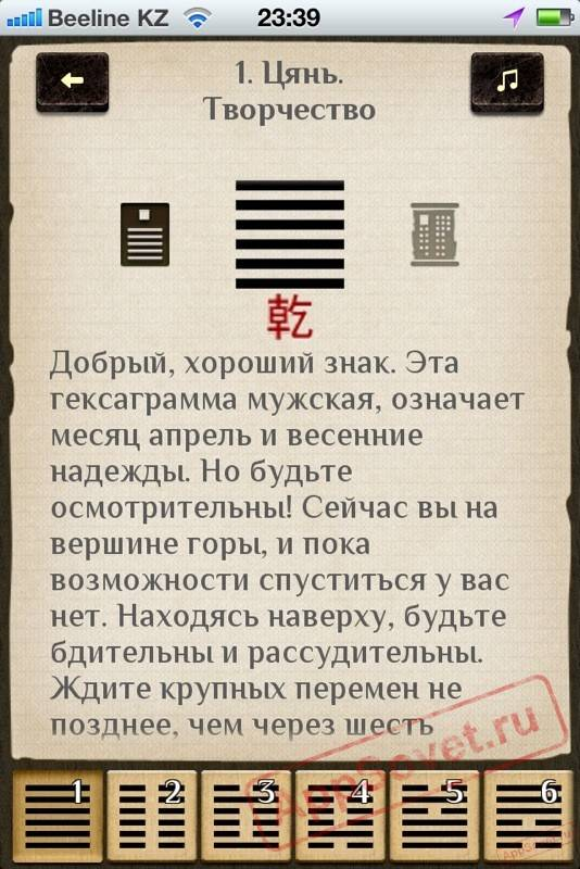 Техника правильного гадания и подробная расшифровка гексаграмм из книги перемен