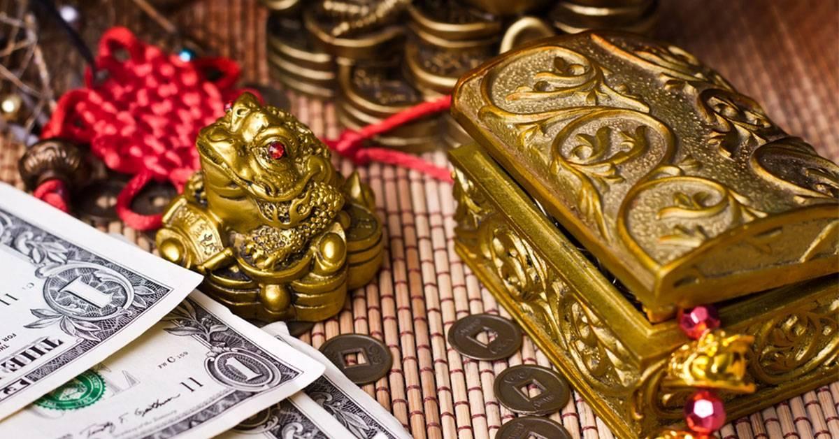 Лучшие денежные талисманы для кошелька
