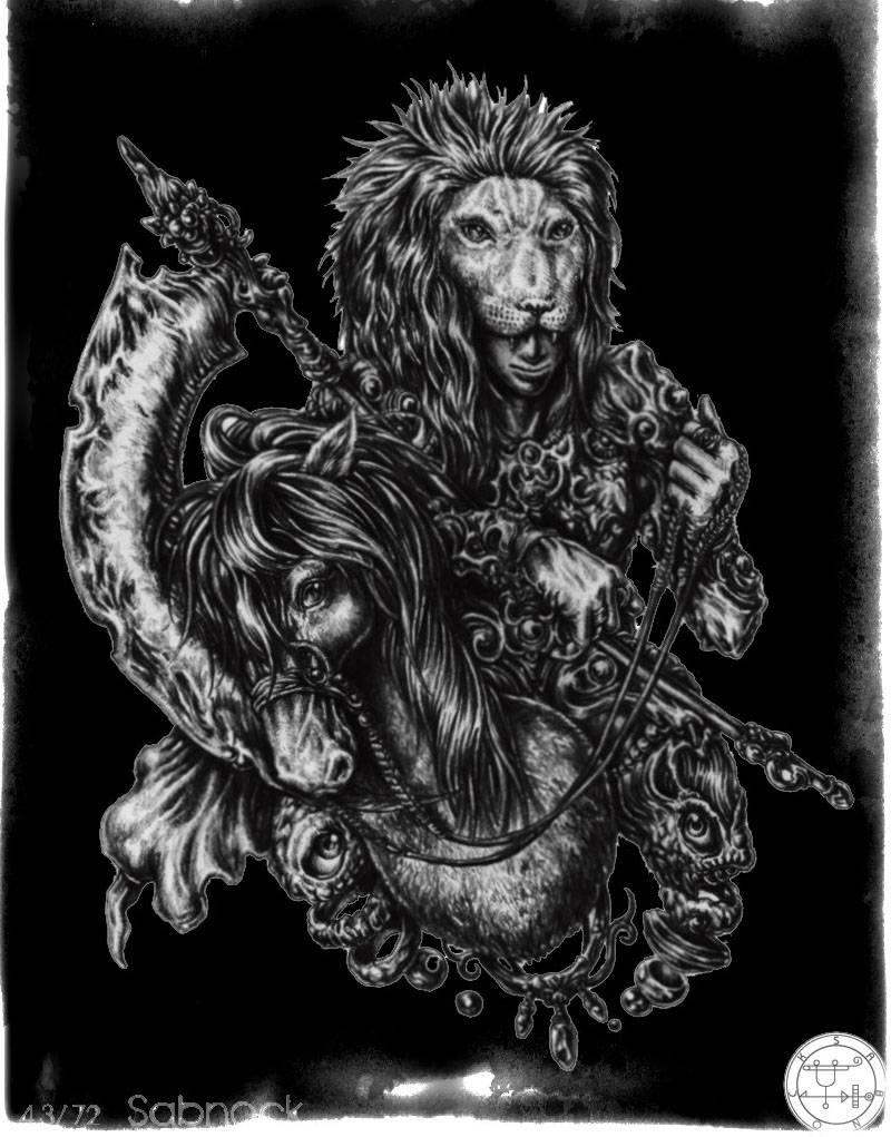 Вторая часть списка демонов гоетии с фото | магия любви