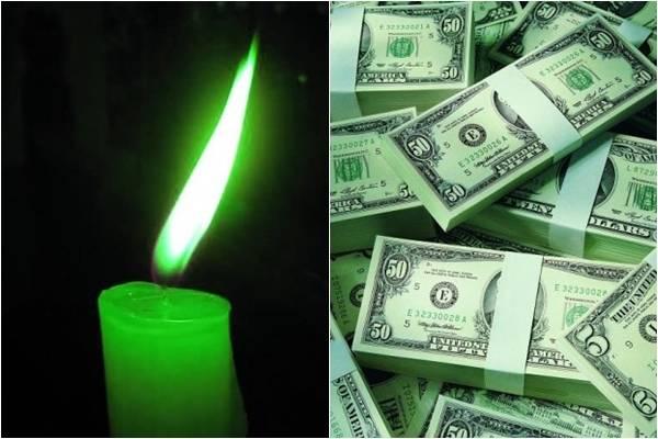 Магия на привлечение богатства