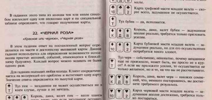 """Как гадать на картах на любовь? два простейших расклада для игральных карт — журнал """"рутвет"""""""