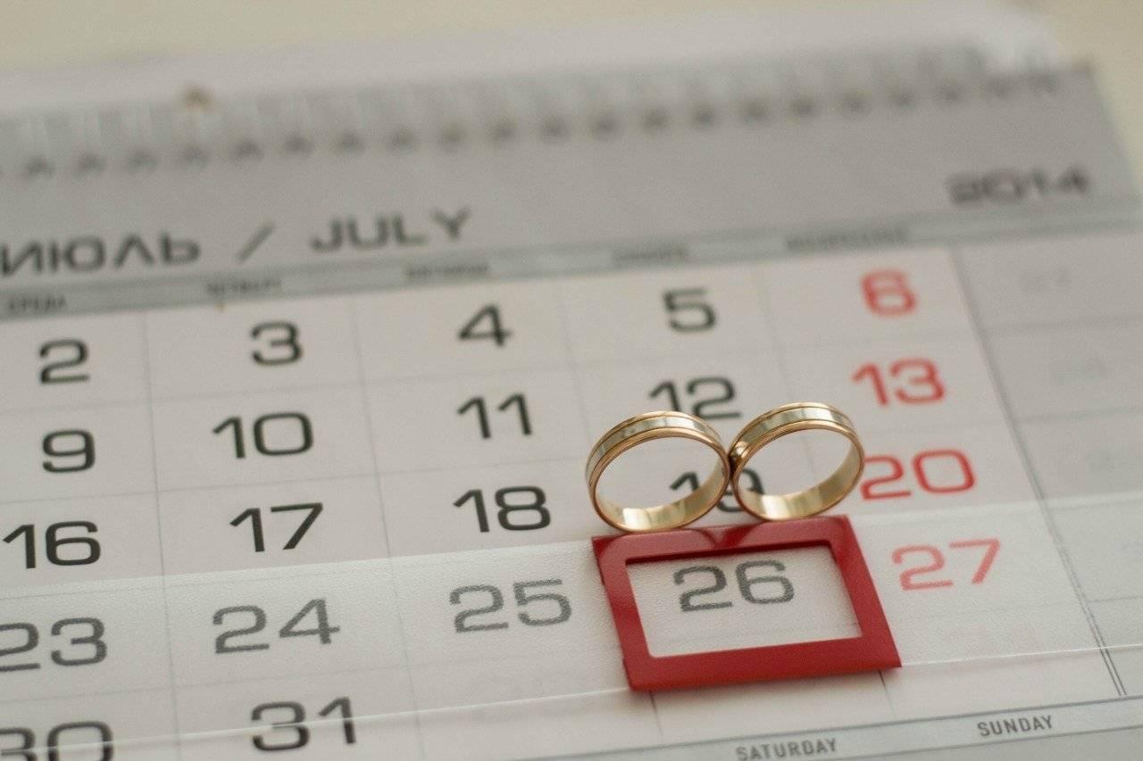 Приметы на свадьбу по месяцам: ищем идеальный месяц для женитьбы