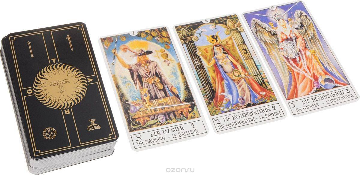 Таро ангелов хранителей и темных ангелов — колоды, несущие послание свыше