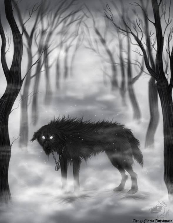 Гончие дикой охоты. полная энциклопедия мифологических существ. история. происхождение. магические свойства
