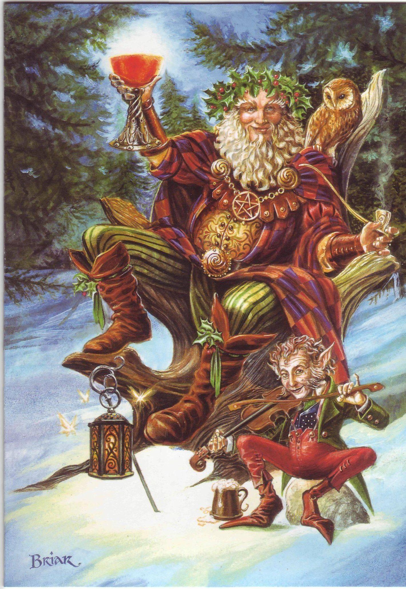 Остара – весеннее равноденствие кельтов, ставшее пасхой