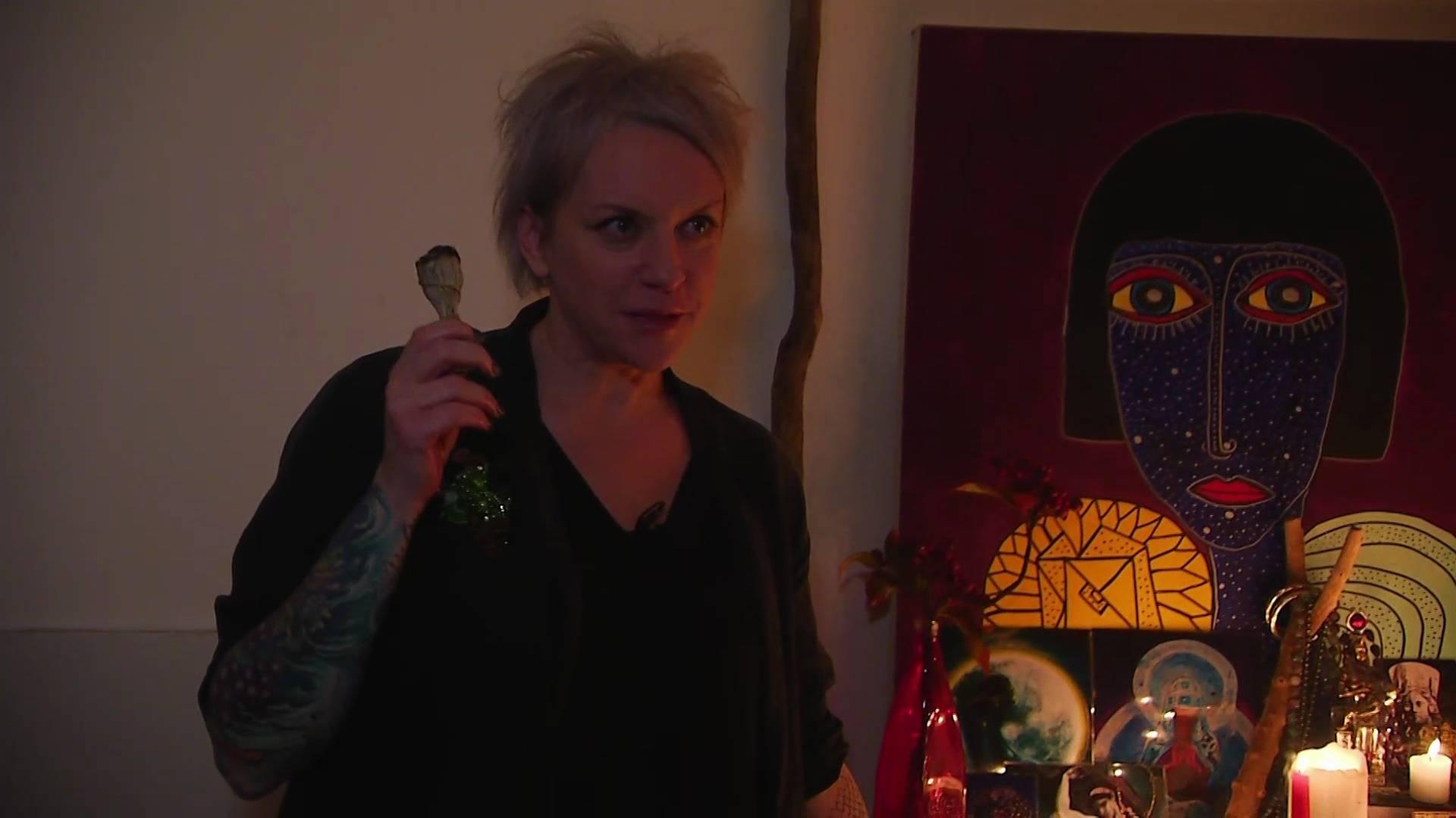 Ирина маклакова деревенская ведьма на 18-й битве