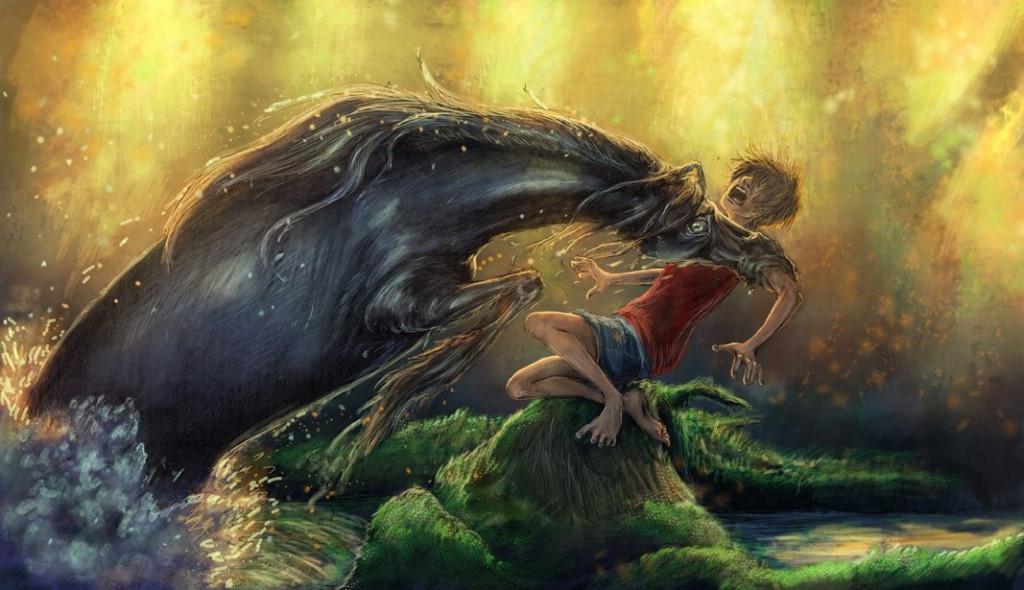 Водяная лошадь - вики
