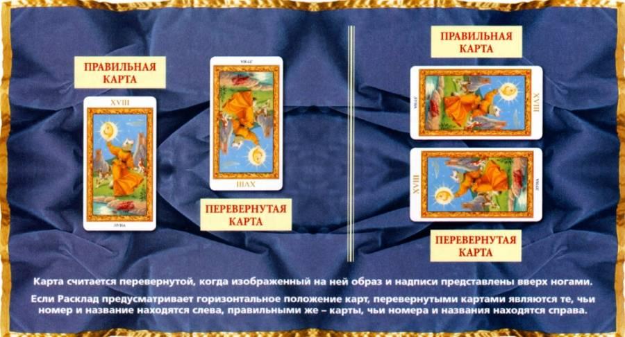 Карта умеренность (14 аркан таро): символизм и правильное толкование