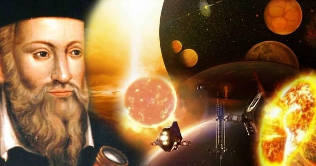 Нострадамус о мессии в году. предсказания нострадамуса — самое интересное из наследия астролога