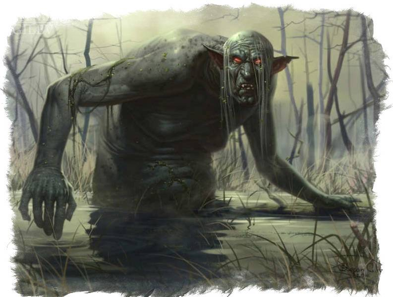 Славянские злые духи (бесы, черти). демоны славян