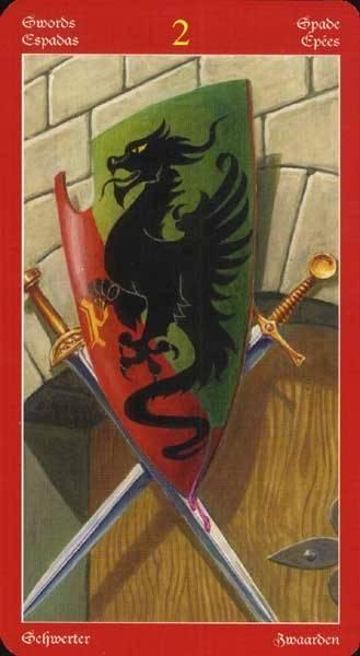 9 мечей таро тота: общее значение и описание карты