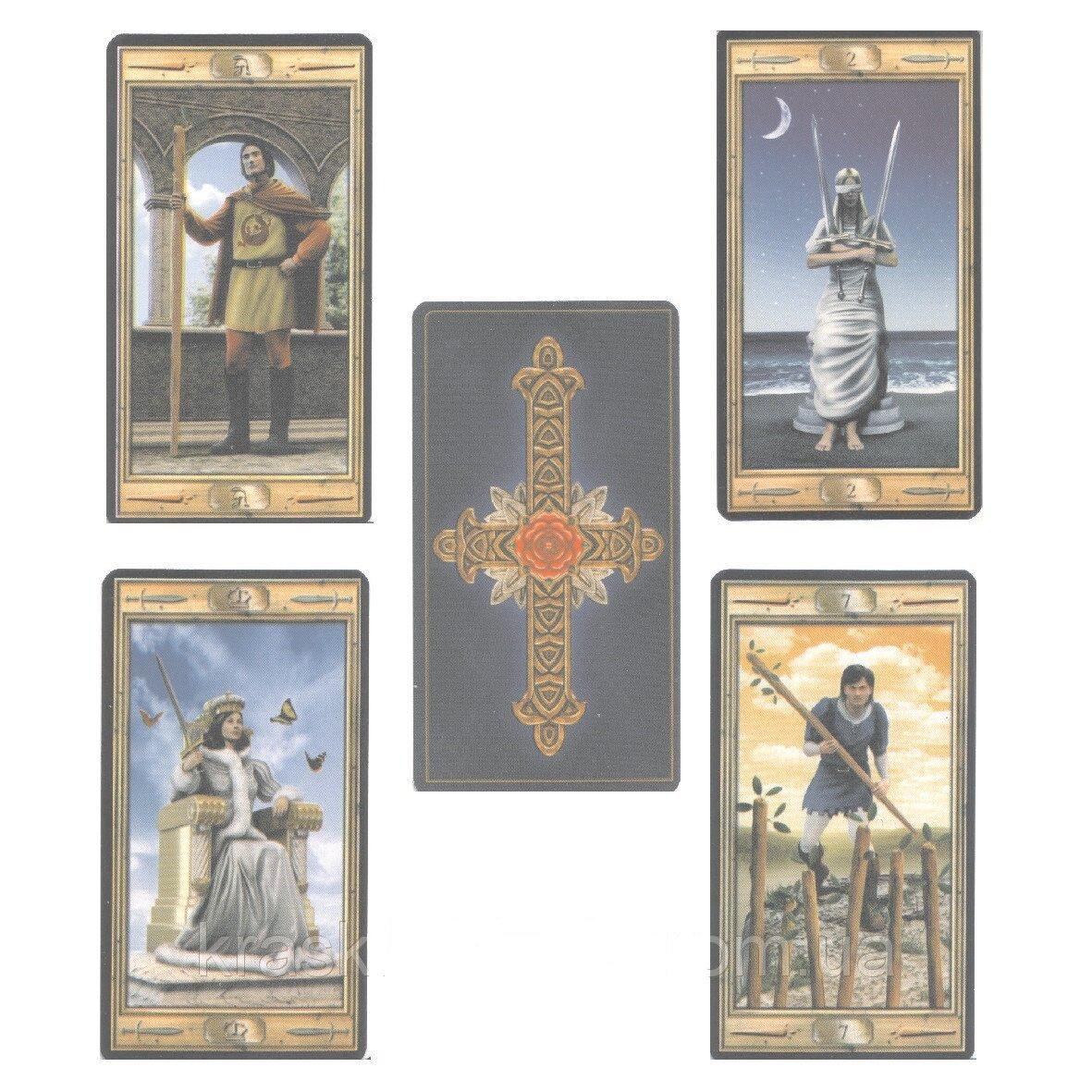 Таро универсальный ключ: галерея, значение карт, структура колоды