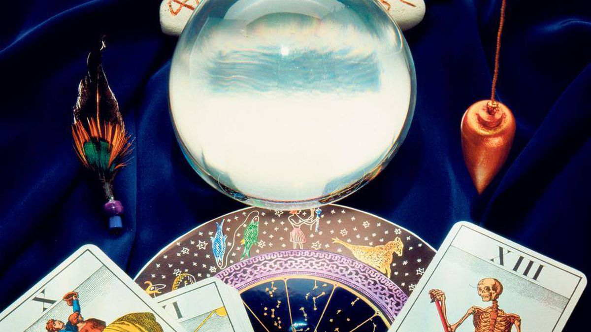 Магический шар калиостро