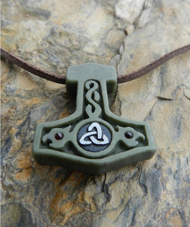 Мьельнир (молот тора) - значение амулета, легенды происхождения, как сделать самому