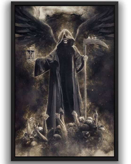 Абаддон — демон войны и ангел разрушения
