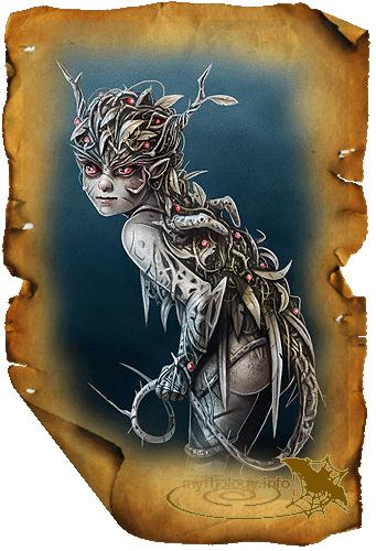 Имп — зловредное существо, любящее розыгрыши   магия любви