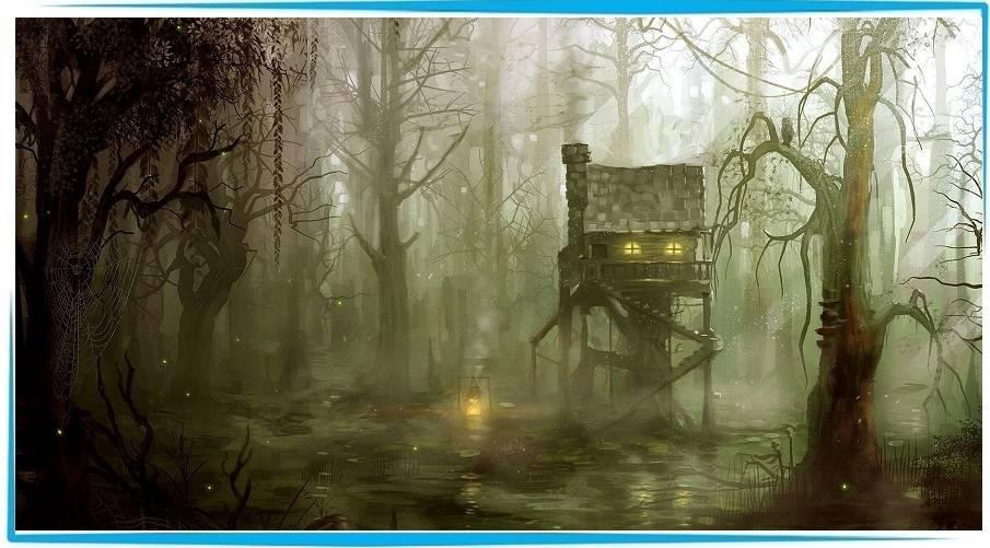 Сонник болото или к чему снится болото. видеть во сне болото