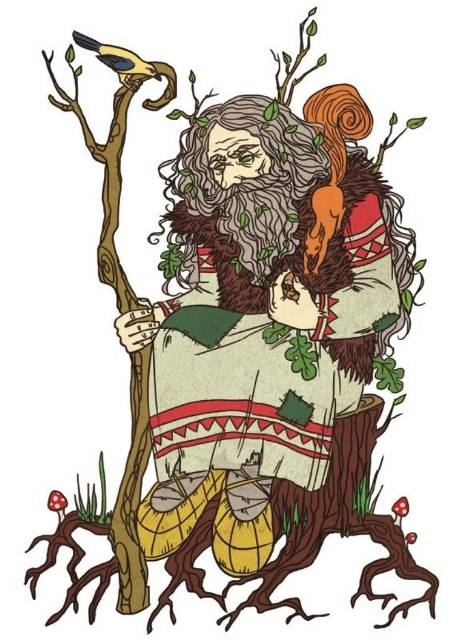 Насколько значим леший в славянской мифологии? (6 фото + видео)