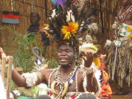 Африканские традиционные религии