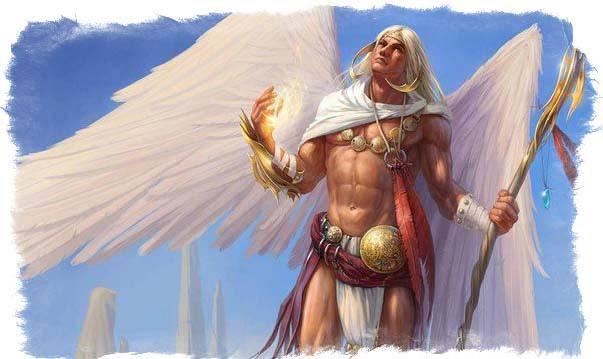 Архангел иеремиил: икона и молитва - господи, спаси и сохрани!