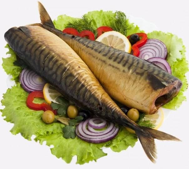 Снится рыба соленая и копченая рыба