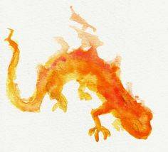 Духи огня в мифологии