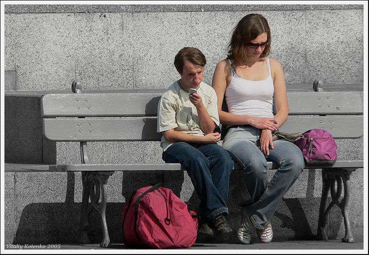 Знакомство в соцсетях и встреча в реале: любовь с первого взгляда