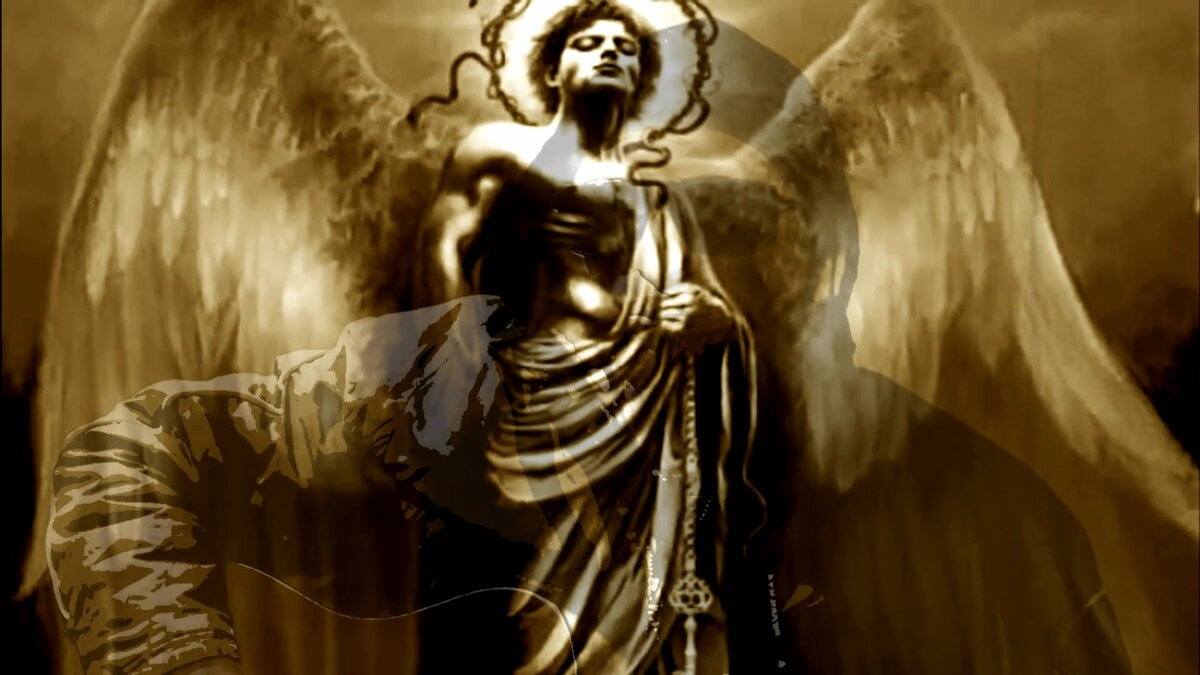Ангел смерти — способы вызова, защита и легенды   | магия любви