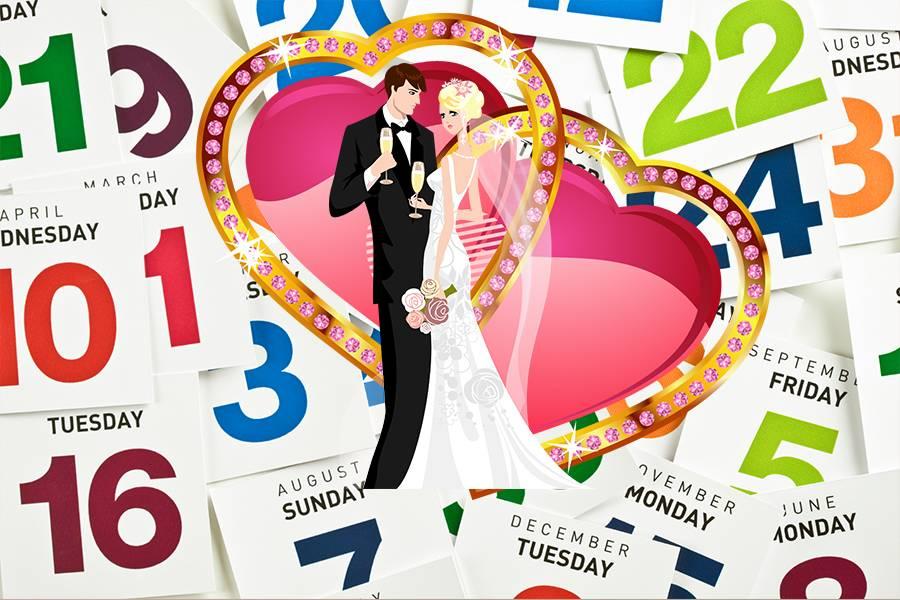 Как узнать возраст замужества: по дате рождения и руке, с помощью гадания и астрологии