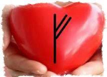 Рунические формулы на восстановления любовных отношений