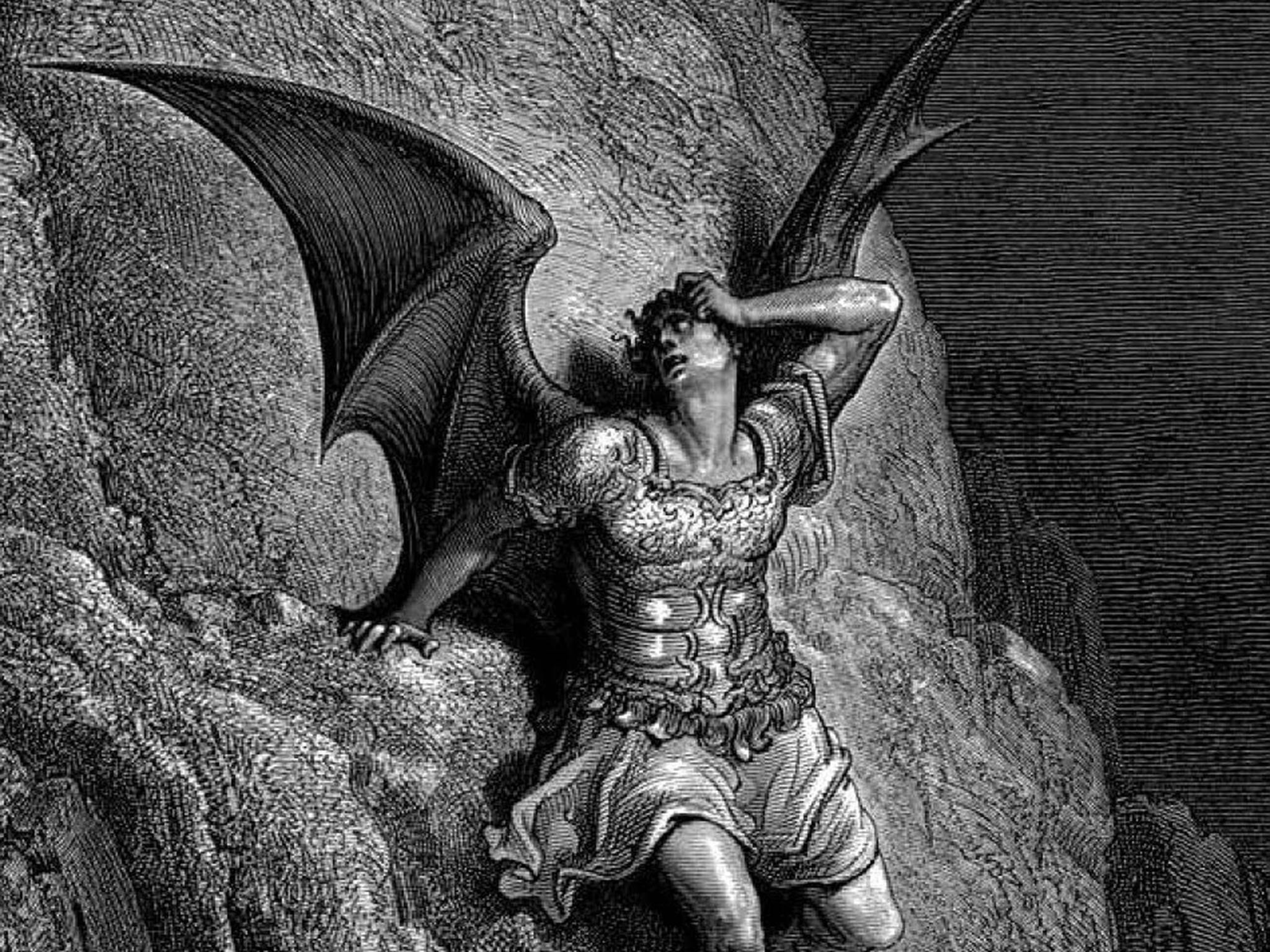 Люцифер и Денница причина падения красивейшего ангела зари
