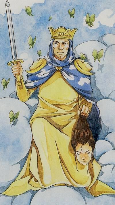 Значение карты таро — рыцарь мечей