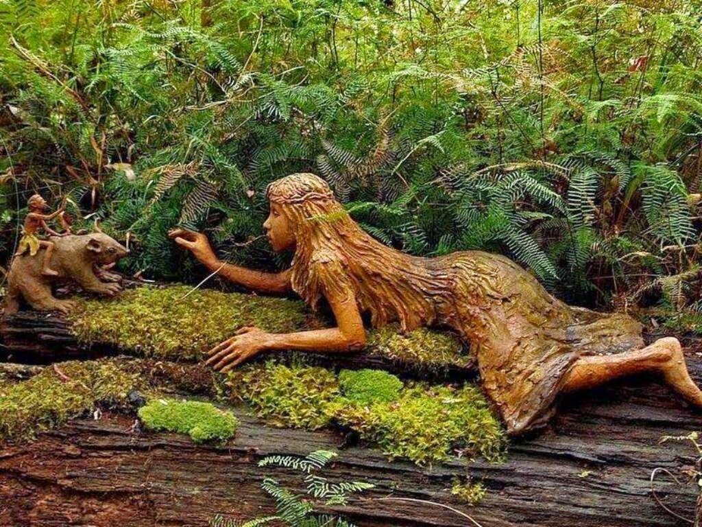 Лесные эльфы