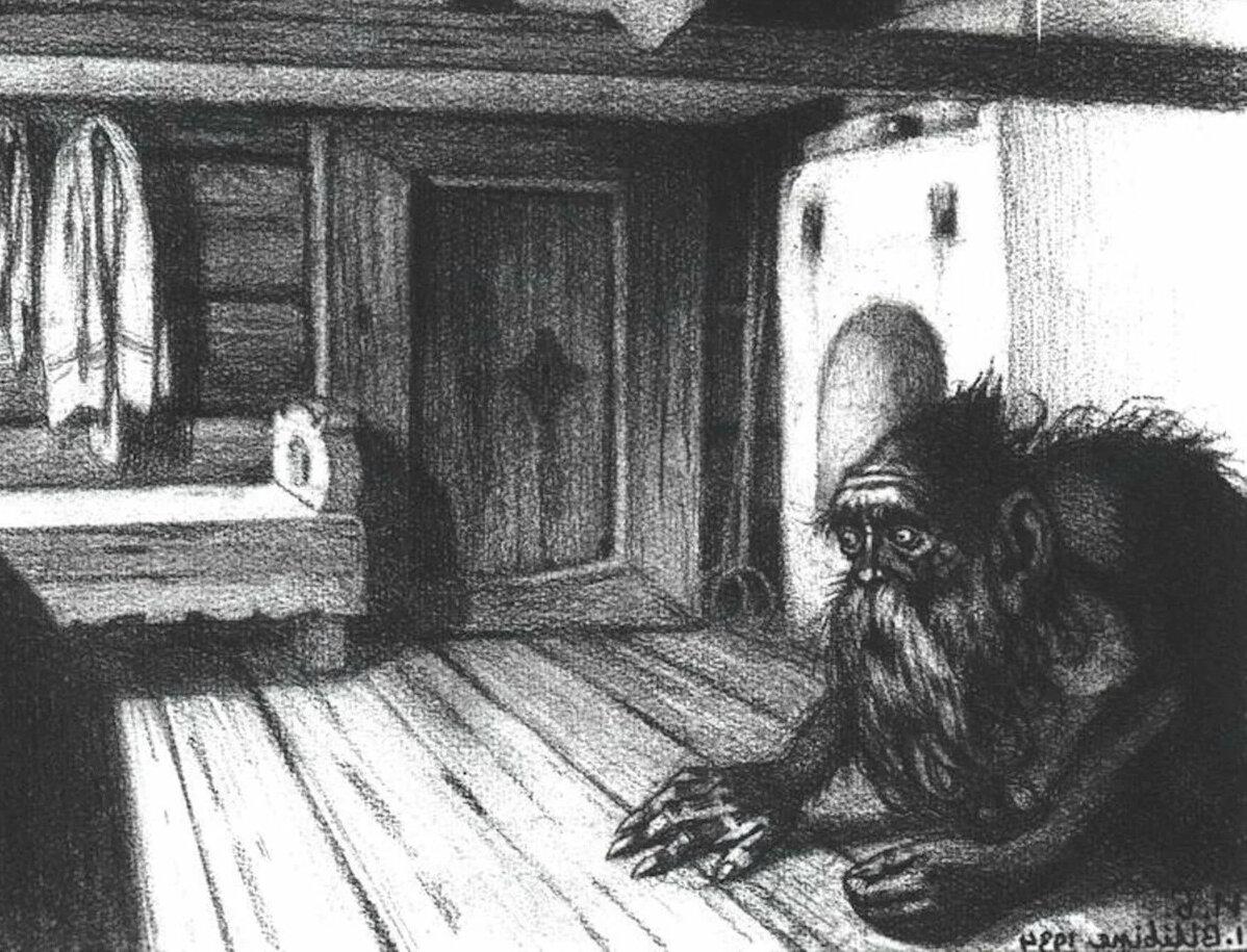 Как выглядит домовой: картинки и описание и есть ли фото в настоящей жизни, где живет в квартире, добрый ли он в реальности, как представлен в славянской мифлогии?