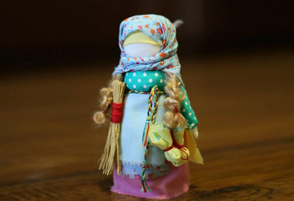 Вепсская кукла капустка: значение и мастер-класс   своими руками