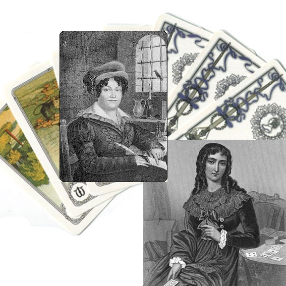 Загадочный мир госпожи ленорман: толкование карт таро