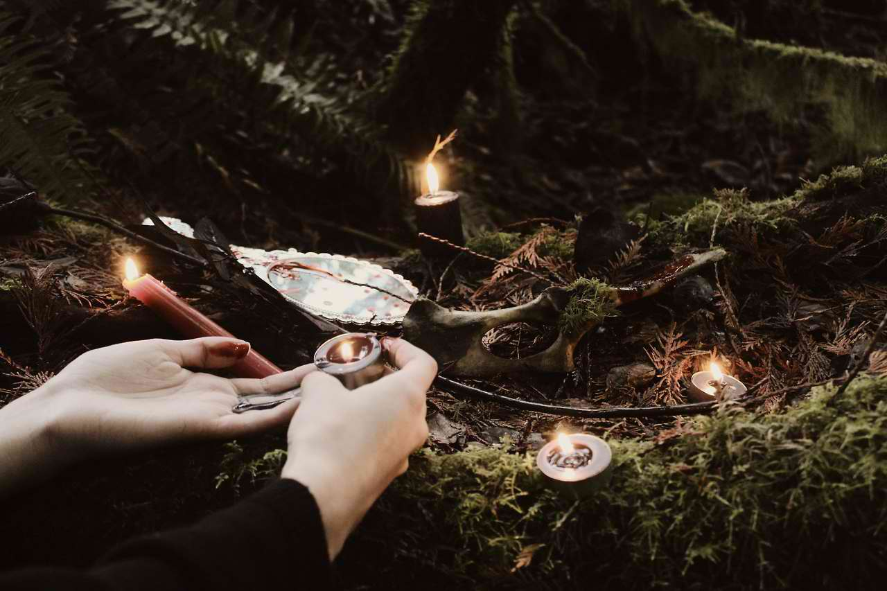 Ритуалы на работу — идеальное место для труда