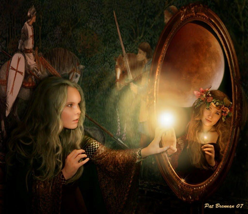 Магические свойства зеркал: приметы, правила использования и способы привлечь удачу