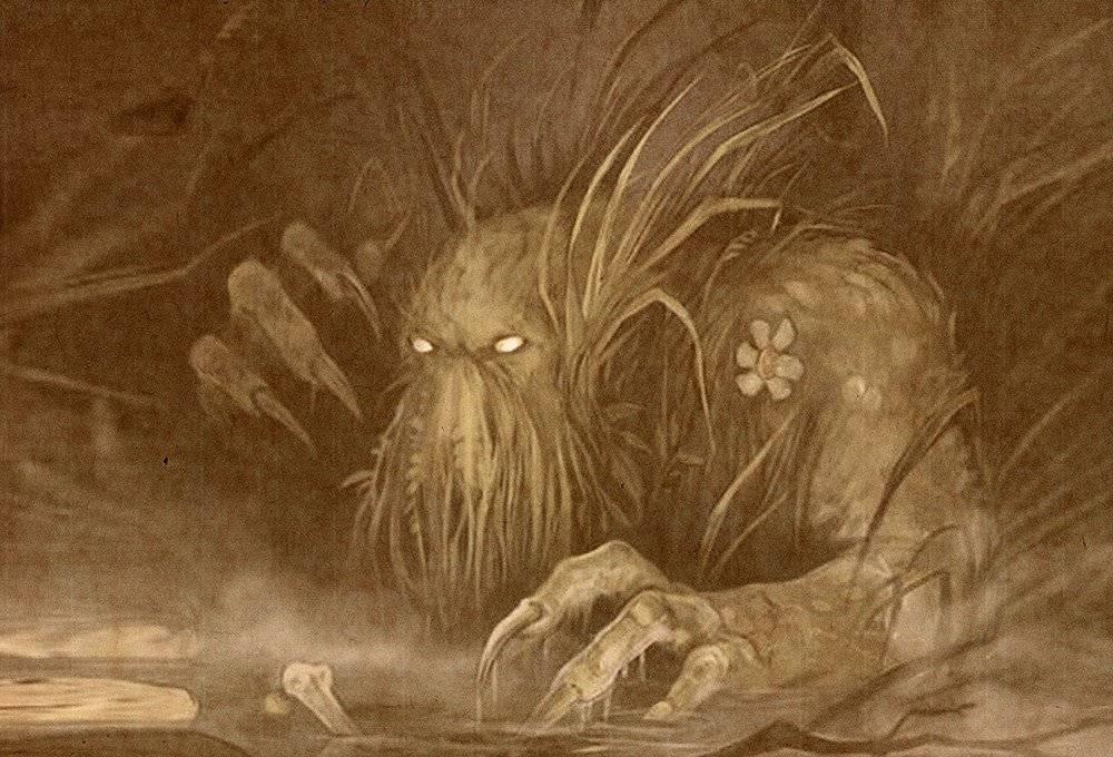 Баньши, существо из ирландских мифов
