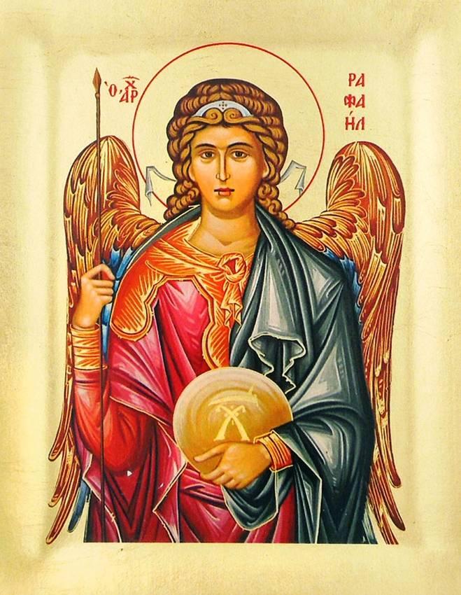 Молитва архангелу рафаилу: об исцелении и здоровье, о женитьбе, очень сильная защита.